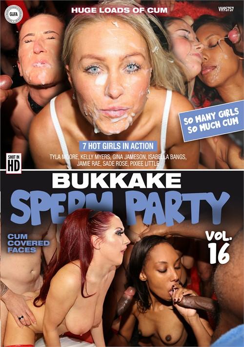 dvd Sperm party