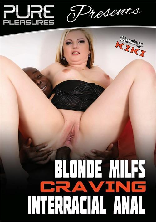 Blonde MILFs Craving Interracial Anal