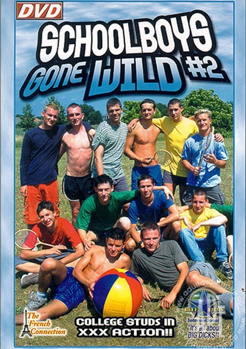 Schoolboys Gone Wild #2 Boxcover