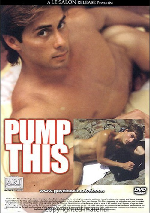 Pump This (Le Salon) Cover Back