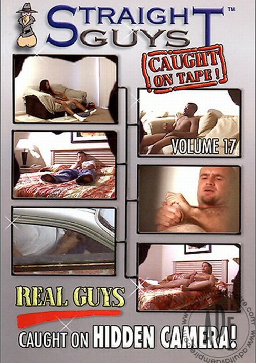 Straight Guys Caught On Tape! Vol. 17 Boxcover