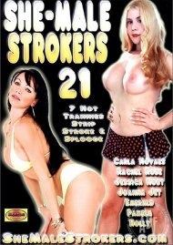 She-Male Strokers 21 Porn Video
