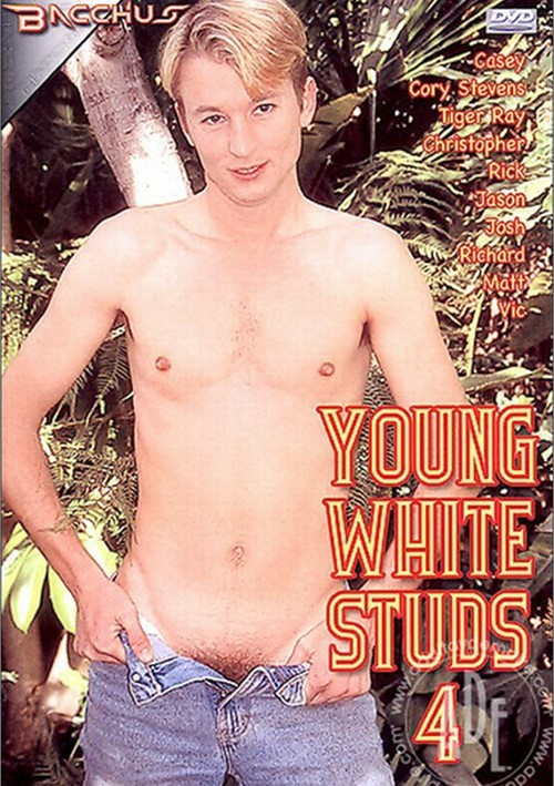 Young White Studs #4 Boxcover