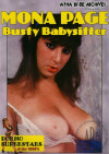 Mona Page Busty Babysitter Boxcover