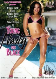 Young Nasty and Black Porn Video