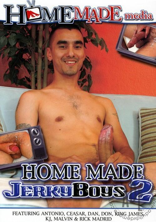 Home Made Jerky Boys 2 Boxcover