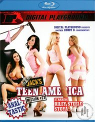 Teen America: Mission #23 Blu-ray Porn Movie