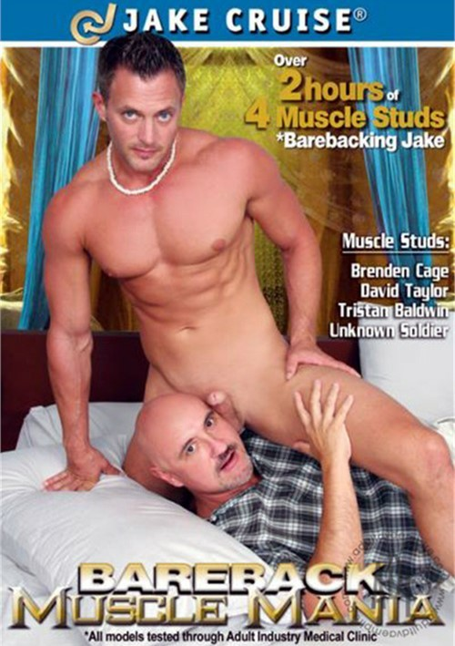 Bareback Muscle Mania Boxcover