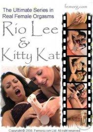 Femorg: Rio Lee & Kitty Kat Porn Video