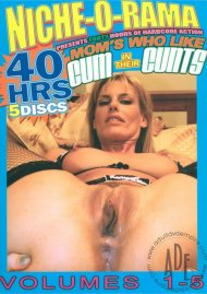 Moms Who Like Cum in Their Cunts Vol. 1-5 Porn Movie