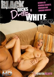 Black Dicks Drillin' White Chicks Porn Video