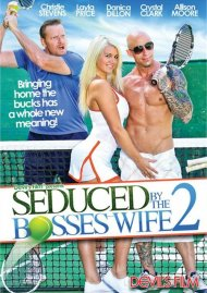 Seduced By The Boss's Wife 2 Porn Video