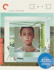 Safe: The Criterion Collection Blu-ray Movie