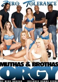 Muthas & Bruthas Orgy Porn Video