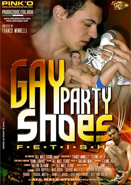 Gay Party Shoes Fetish Boxcover