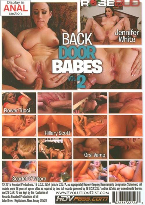 Backdoor Babes Vol. 2
