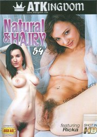 ATK Natural & Hairy 54 Porn Video