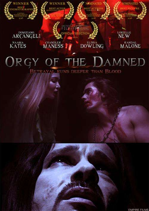 Orgy Of The Damned image
