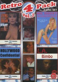 Retro 4 Pack Vol. 2 Porn Movie