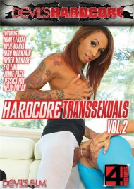 Hardcore Transsexuals Vol. 2 Porn Video