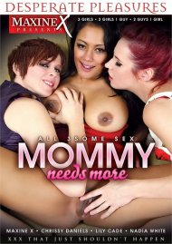 Mommy Needs More Porn Video