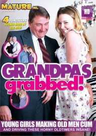Grandpas Grabbed! Porn Video