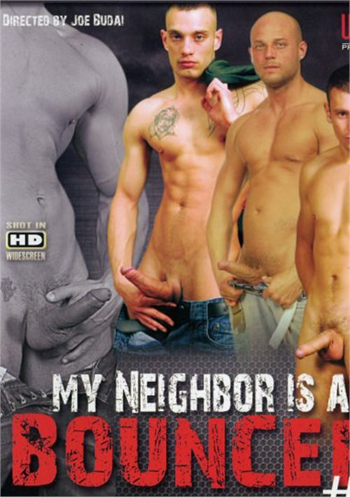 My Neighbor Is A Bouncer #1 Boxcover