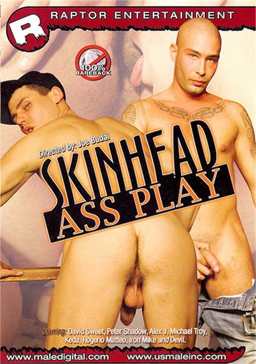 Skinhead Ass Play Boxcover
