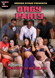 Orgy Party Porn Video