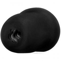 Perfect Fit Buck Angel - FTM Kiss-X - Black Sex Toy