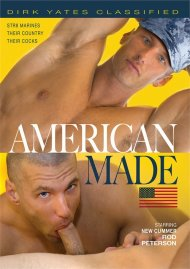 American Made porn video from Dirk Yates.
