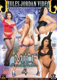 MILF Private Fantasies 4 DVD porn movie from Jules Jordan Video.