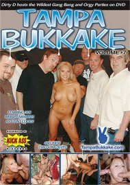 Tampa Bukkake Vol. 7 Porn Video