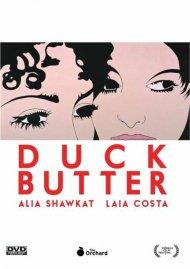 Duck Butter porn DVD starring Alia Shawkat.