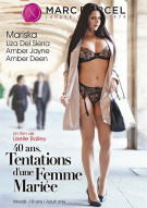 40 Years Old, Temptations of a Married Woman (French) Porn Video