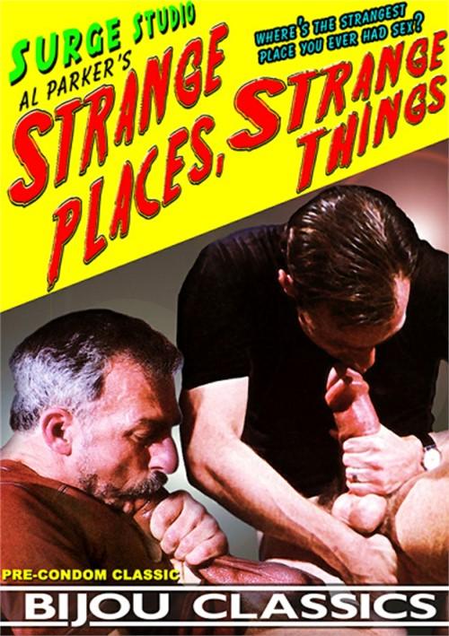 Strange Places, Strange Things Boxcover