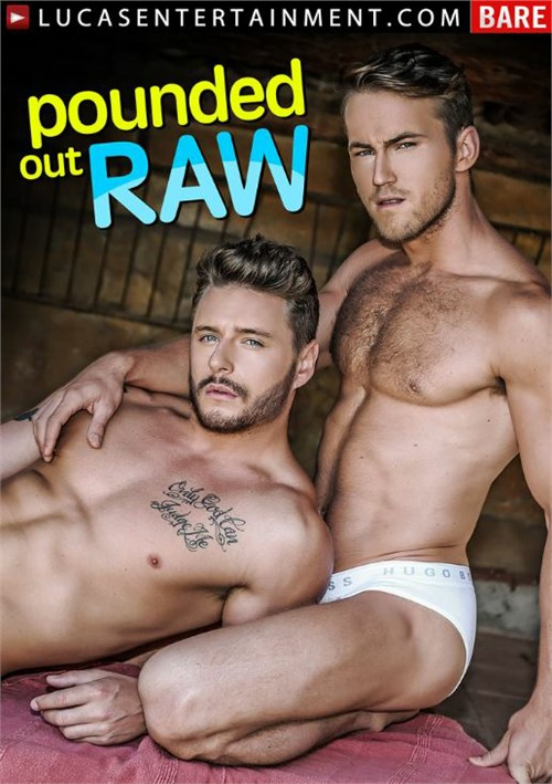 Pounded Out Raw Cover Front
