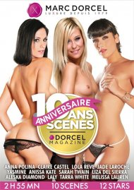 Buy Top 10 Scenes, 10 Years of Dorcel Mag (French)