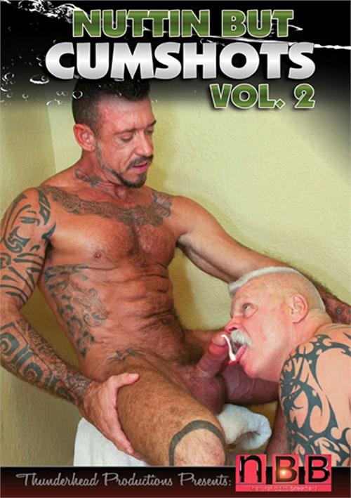 Nuttin But Cumshots Vol. 2 Boxcover