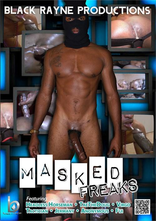 Masked Freaks Boxcover