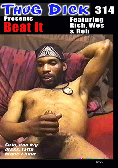 Thug Dick Vol. 314: Beat It Boxcover