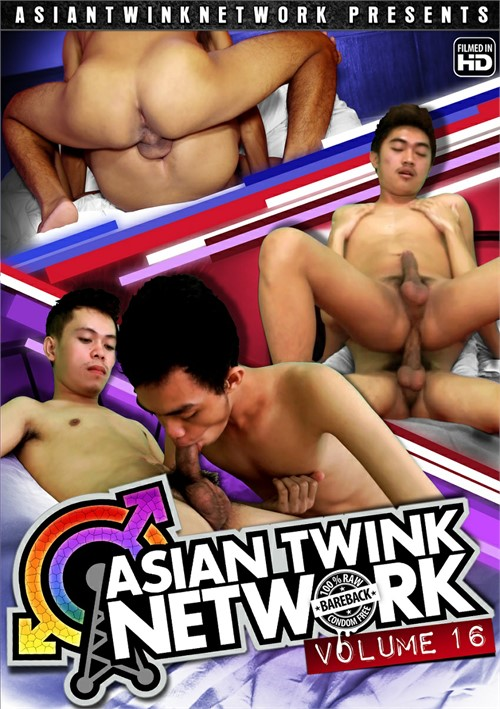 Asian Twink Network Vol. 16 Boxcover