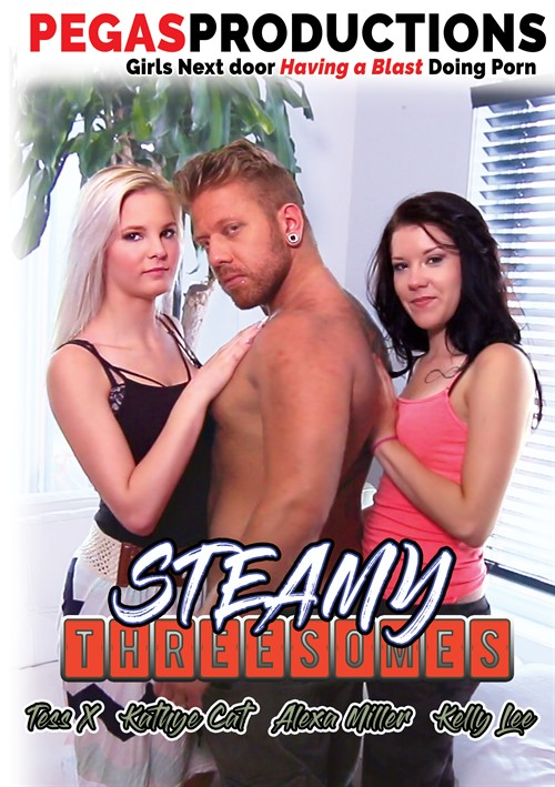 Steamy Threesomes