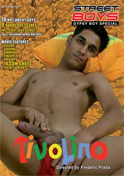 Tivolino Cover Front