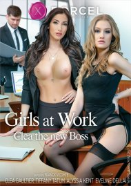 Girls at Work - Clea The New Boss image