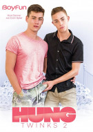 Hung Twinks 2 Boxcover