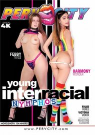 Young Interracial Nymphos image