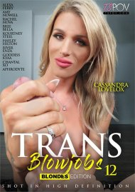 Trans Blowjobs 12: Blondes Edition image