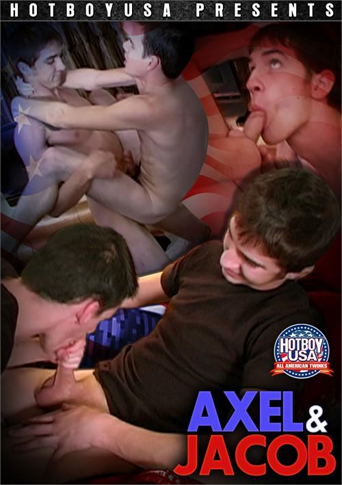Axel & Jacob Boxcover