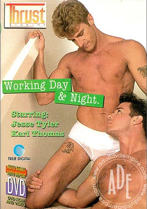 Working Day & Night Boxcover